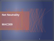 net neutrality busness and law