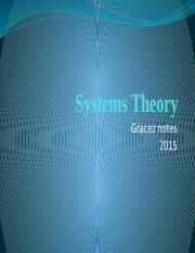 Systems Theory Class Lectures.pptx