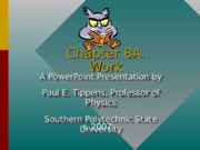Chapter8A Work