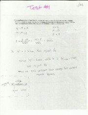 Hypothesis Tests and Random Samples Practice Problems