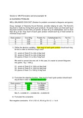 ITIS 1P97- Ch 4 Problems with Solutions (Handout)