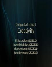 Group-5_ComputationalCreativity