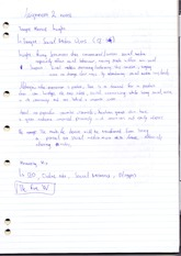 MGMT20003  - Assignment 2 notes