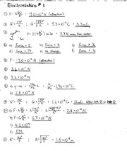 PHYSICS 12 Circular Motion Practice Key -