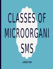Classes of Microorganisms.pptx