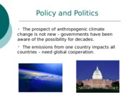17 - Policy and politics I