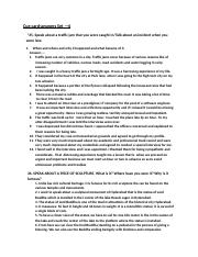 Cue card answers- revised --Set -6