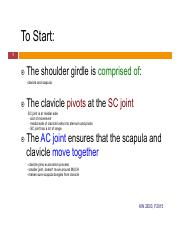 6 - Shoulder Girdle.pdf
