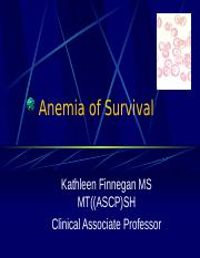 AnemiaofSurvival.15 (5).ppt
