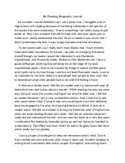 Writing FusionMy Reading Biography Journal.pdf