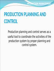 8 Production Planning & Control.ppt