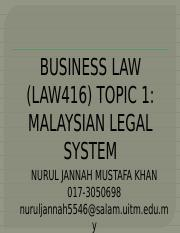 CHAPTER 1-MLS-SOURCES OF LAW.pptx