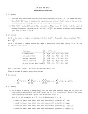 Homework 6 Questions and Solutions