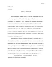 Art History  2nd Paper