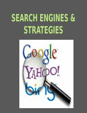 3.1 Search Enginies & Strategies.pptx