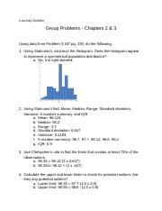 Group Problems CH 2 3.docx