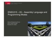 1399318395_301__Ensc215-03-AssemblyLanguage_and_Programming_Modes