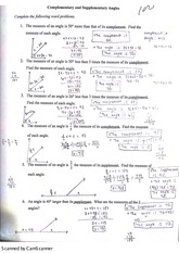 31 Angle Addition Postulate Worksheet Answers - Worksheet ...