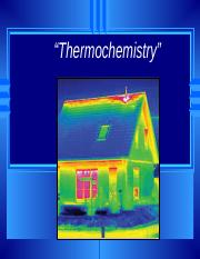 Thermochemistry.ppt