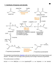 Synthesis of terpenes and steroids