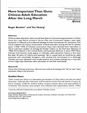 More important than guns - Chinese adult education by Boshier and Huang.pdf