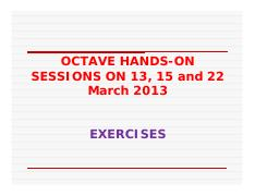 Octave Exercise 2013 (1).pdf