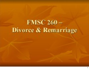 PDF.Lect.16.Divorce and Remarriage.BLANKS