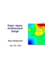 EE 306 - Lecture - Power Arch Talk - F'07