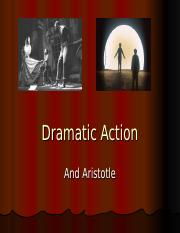 Dram Action & Aristotle.ppt