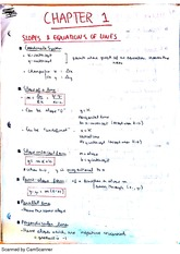 Full study notes on book