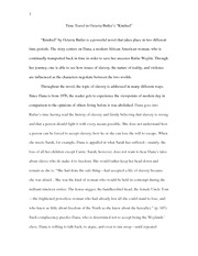 kindred summary hinson kelly hinson mrs delac composition  5 pages essay 2