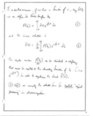 CHE 179 Infinitesimal Electric Current Notes