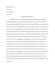 Historyresearchpaper