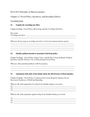 CH.12 study guide