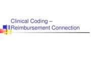 Clinical_Coding_and_Reiumbursement_Connection