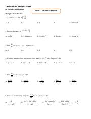 Review Ch 2 Derivatives 16-17 BLANK.pdf