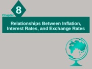 Chapter - 08 (Relationship between Inflation,Interest Rate & Exchange Rate).ppt