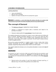 Microsoft Word - ECO 7 DEMAND