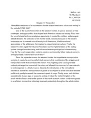sacrifice essay