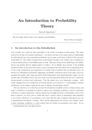 IntroductiontoProbability