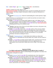 PSH 446 - Study Guide Exam 2