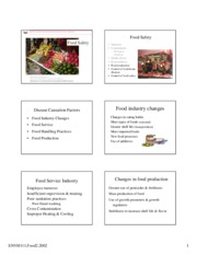 Food Safety Slides 2