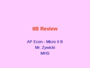 IIB_Review