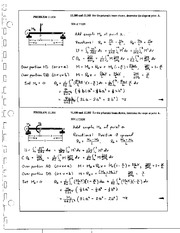 1386_Mechanics Homework Mechanics of Materials Solution