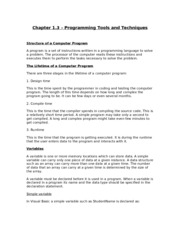 33701384-Chapter-1-3-Programming-Tools-and-Techniques-Cambridge-AL-9691