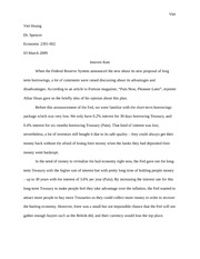 Second Research Paper