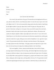 #139026280 Revised Gun Control in the United States.doc