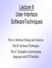 Lecture 6 - user-interface-software techniques.pdf
