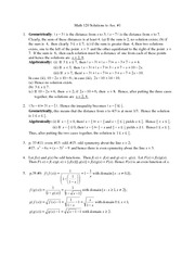 1. Math_120_ASSIGNMENT_1_2010 solution