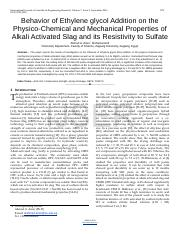 Behavior-of-Ethylene-glycol-Addition-on-the-Physico-Chemical-and-Mechanical-Properties-of-Alkali-Act